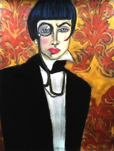 una, after romaine brooks